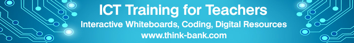 ICT CPD For Teachers from Think Bank