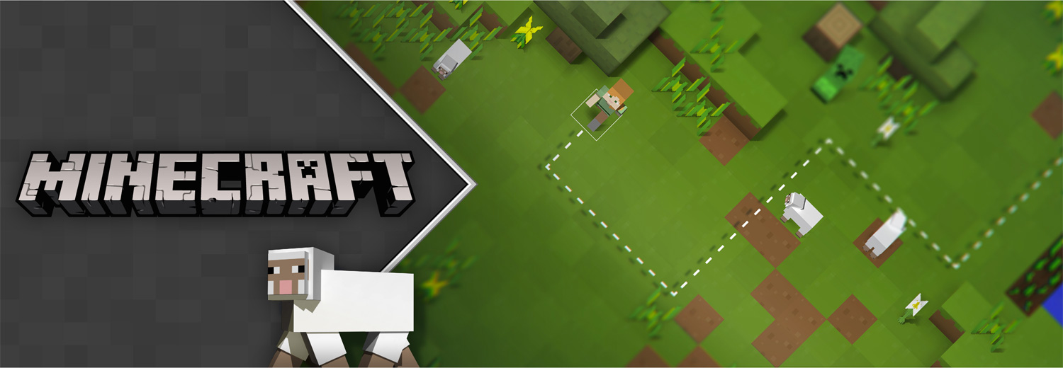 The Hour of Code : Now with added Minecraft