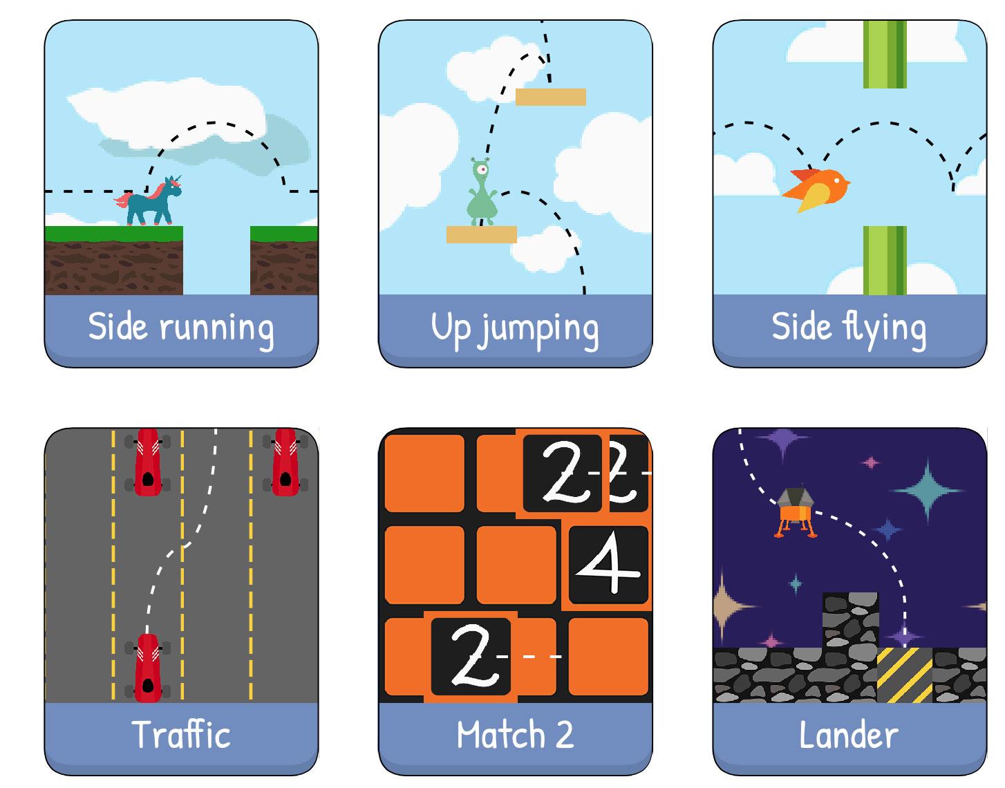 Sketch Nation Create : Simple Game Design App for Kids