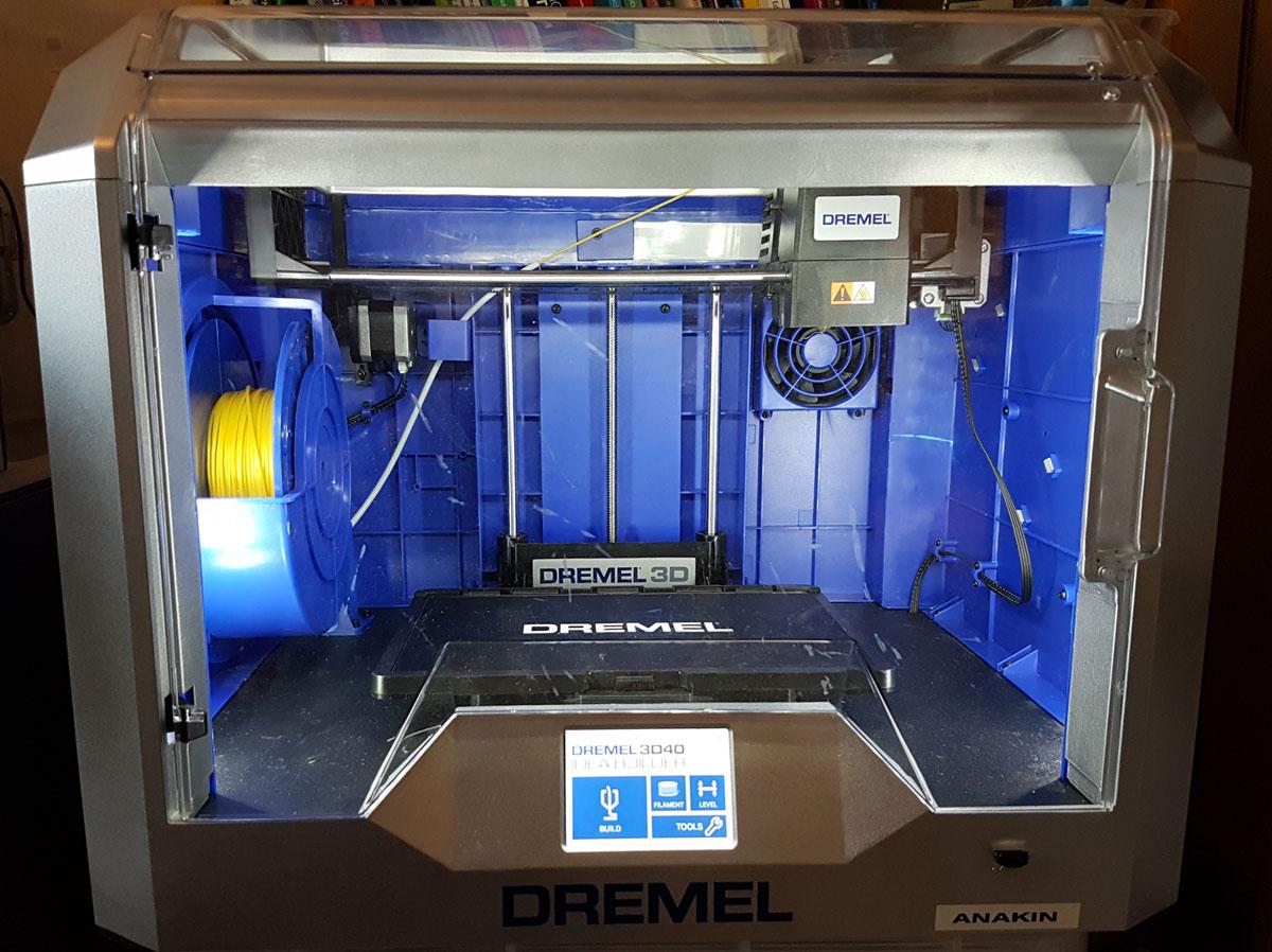 Dremel 3D40 Idea Maker 3D Printer : Hands On
