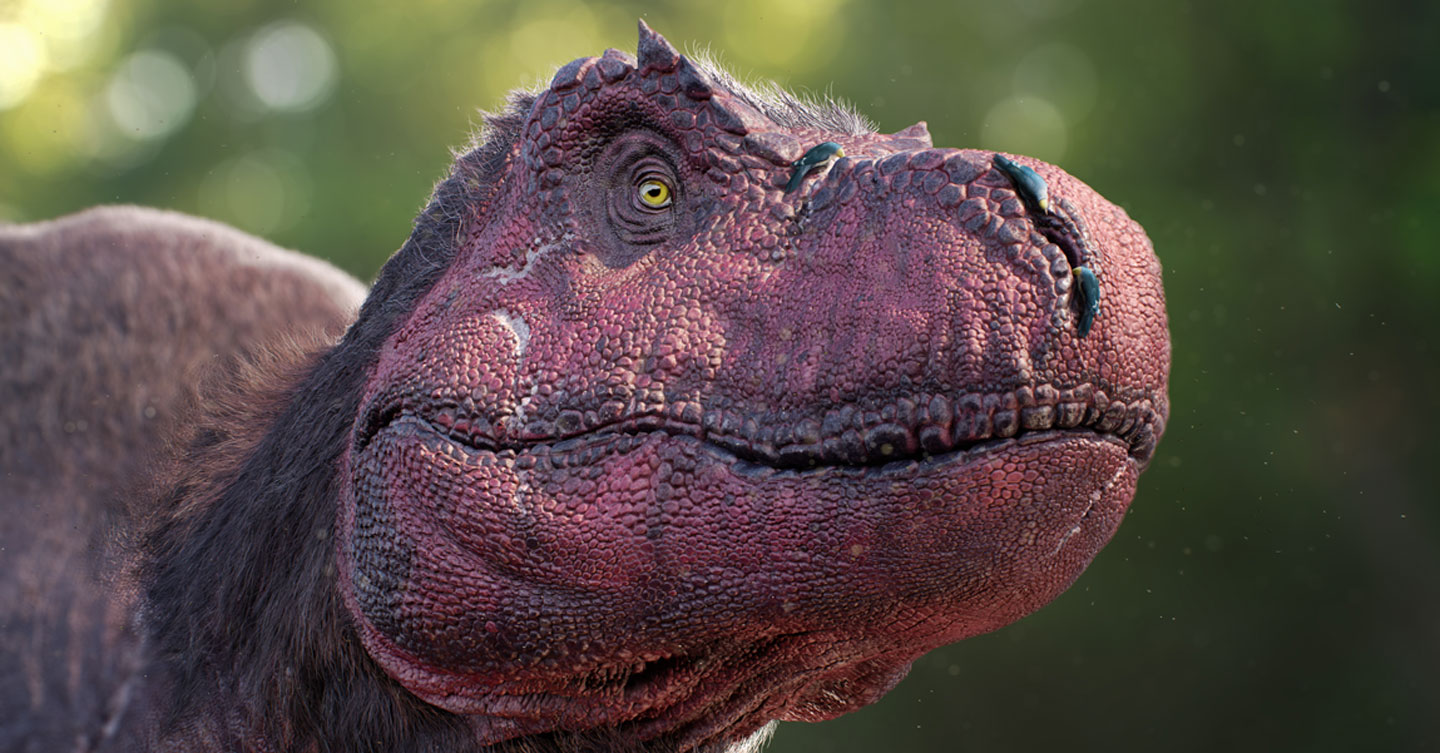 Take your class back in time with Dinosaurs in the Wild