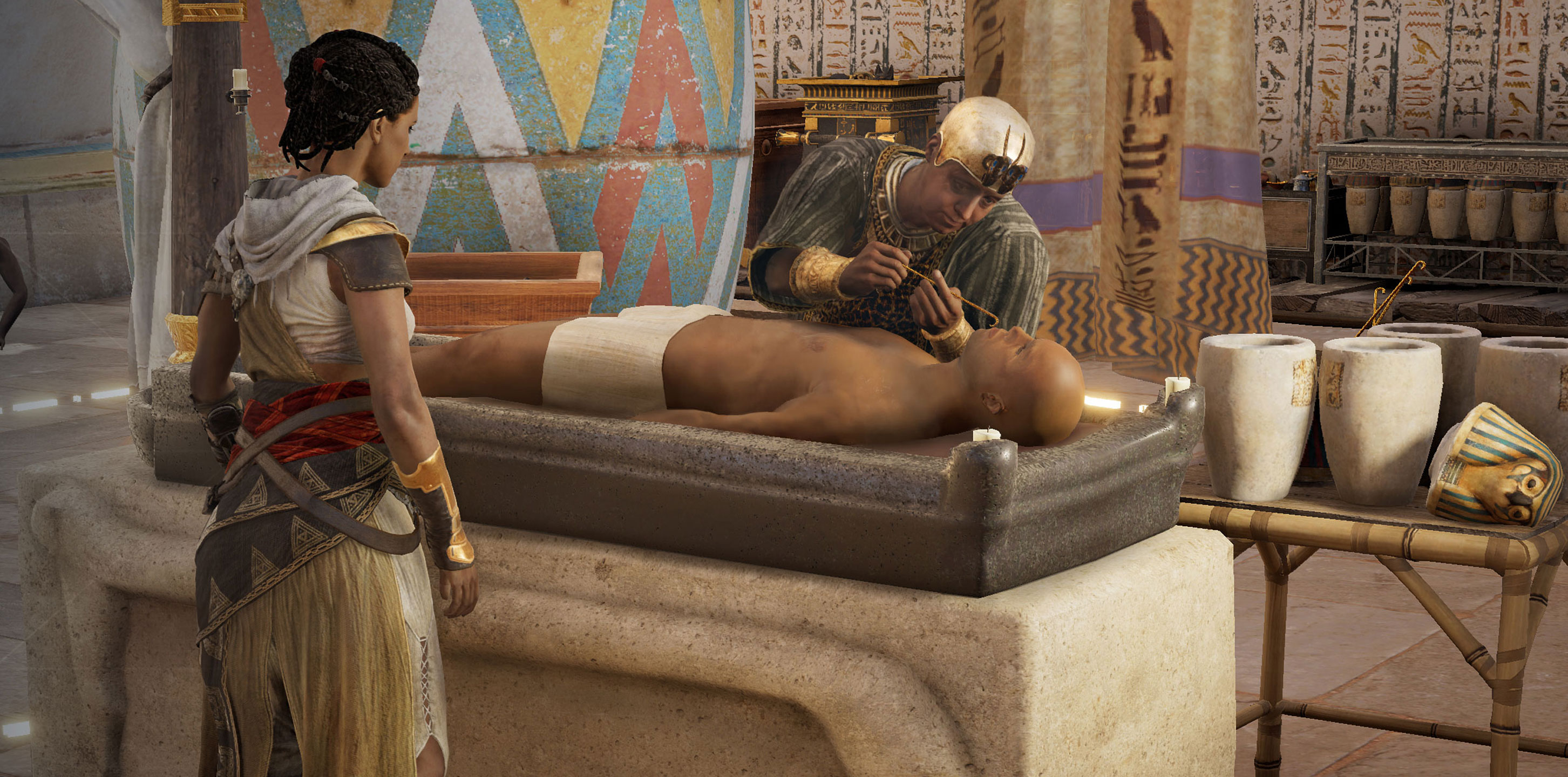 Tour Ancient Egypt with Assassin's Creed Origins Discovery Tour Mode